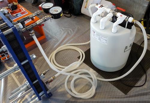 Химическая промывка системы отопления в Королёве