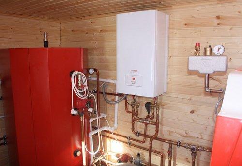 Монтаж электрического отопления в частном доме в Королёве