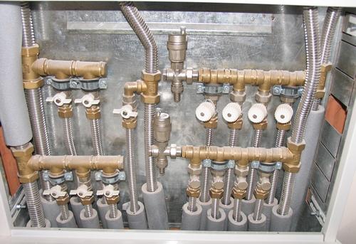 Монтаж нержавеющих труб водоснабжения в Королёве