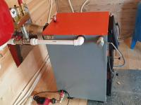 Монтаж систем отопления в коттедже