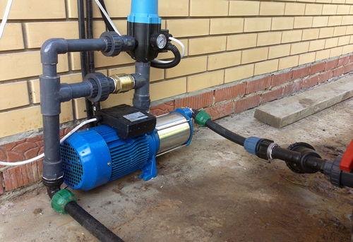 Монтаж водоснабжения на даче в Королёве