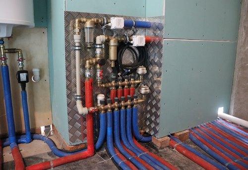 Монтаж водоснабжения в квартире в Королёве