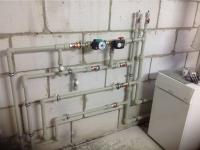 Обвязка электрического котла отопления