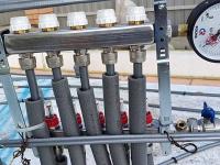 Опрессовка системы отопления в загородном доме