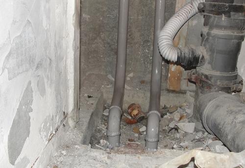 Перенос стояка водоснабжения в Королёве