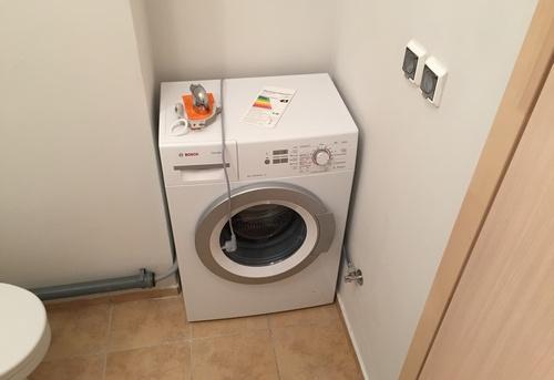 Подключение отдельно стоящей стиральной машины в Королёве