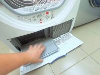 Подключение сушильной машины на кухне