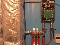 Подключение водонагревателя Thermex