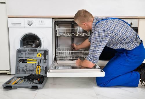 Подключение встраиваемой посудомоечной машины в Королёве