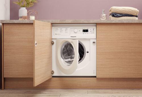 Подключение встраиваемой стиральной машины в Королёве
