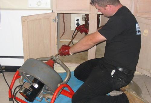 Гидродинамическая прочистка канализации в частном доме в Королёве