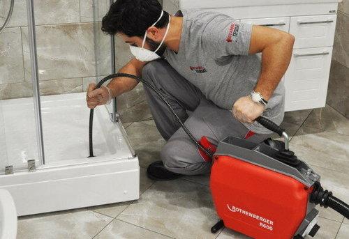 Механическая прочистка канализации в частном доме в Королёве