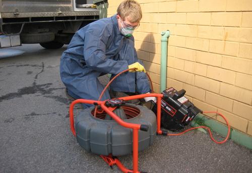 Прочистка канализации в частном доме в Королёве