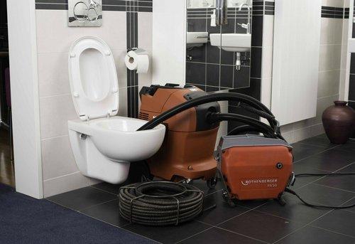 Прочистка канализации в ванной в Королёве