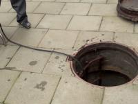 Прочистка труб канализации в офисе