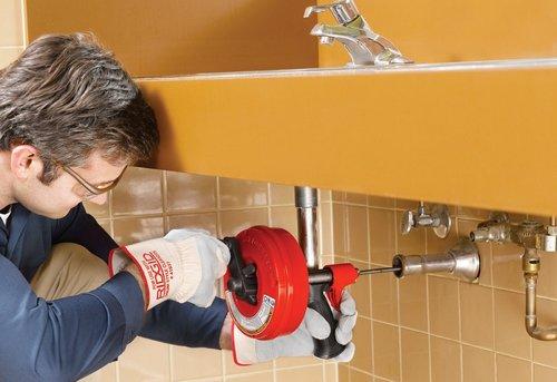 Прочистка труб канализации в частном доме в Королёве