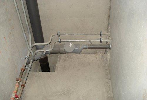 Разводка канализации в квартире в Королёве