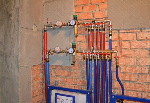 Разводка водоснабжения в квартире в Королёве