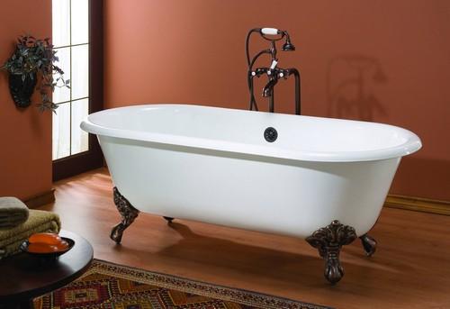 Установка чугунной ванны в Королёве