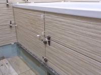Сборка экрана под ванну