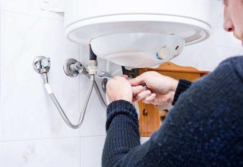 Установка электрического водонагревателя в Королёве