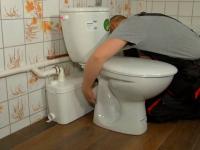 Установка канализационного насоса SFA