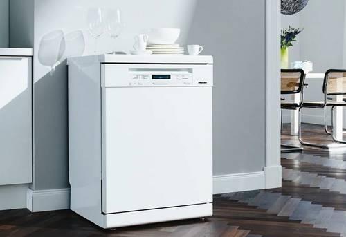 Установка отдельно стоящей посудомоечной машины в Королёве