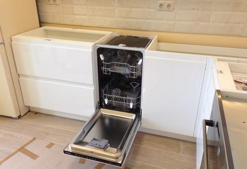 Установка посудомоечной машины в гарнитур в Королёве