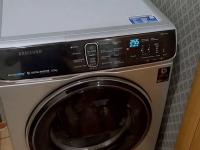 Установка стиральной машины LG