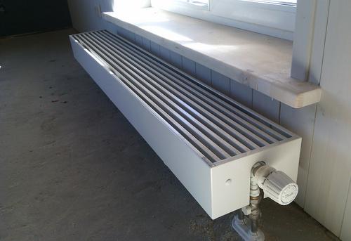 Установка водяного конвектора в Королёве