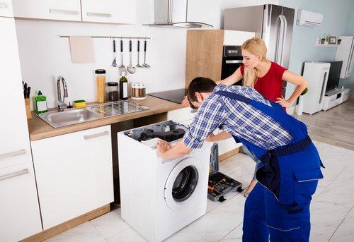 Установка встраиваемой стиральной машины в Королёве
