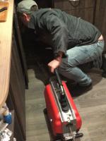 Устранение засора в квартире на кухне
