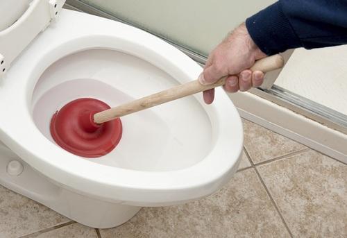 Устранение засоров в ванной в Королёве