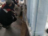 Замена батарей отопления с нижней подводкой