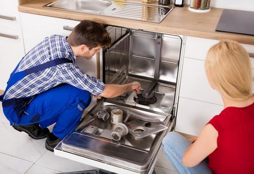 Замена посудомоечной машины в Королёве