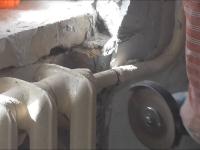 Замена стального радиатора отопления