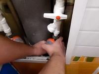 Замена водяного счетчика в квартире