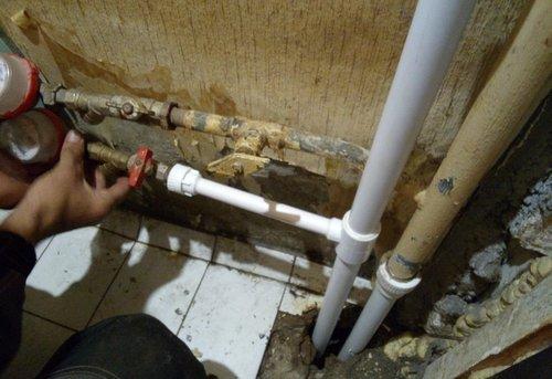 Замена стояка горячего водоснабжения в Королёве