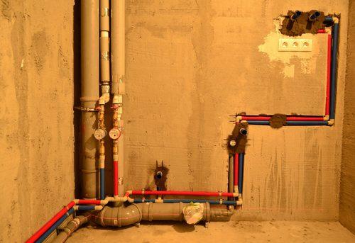 Замена труб горячего водоснабжения в Королёве