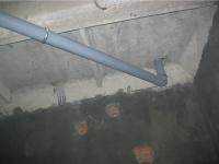Замена труб канализации в частном доме