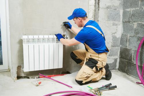 Замена батарей отопления в Королёве
